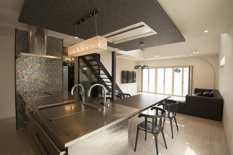 注文住宅 新築 キッチン